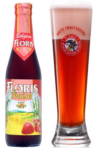 Floris Fraise (Huyghe-Brouwerij)