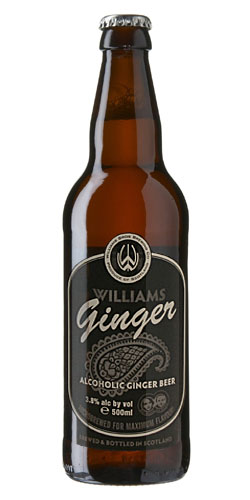 Williams Ginger (Williams Bros. Brewing Co.)