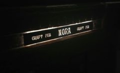 Nora craft beer pub