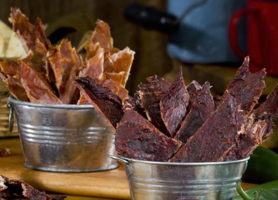 Мясный чипсы