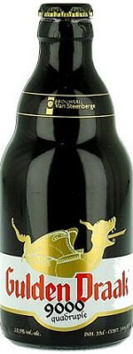 Gulden Draak 9000 Quadrupel (Brouwerij Van Steenberge)