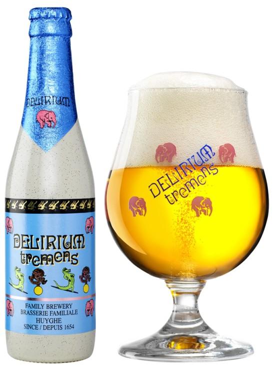 Delirium Tremens (Huyghe Brewery)
