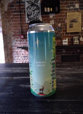 American Pale Ale (STAMM BEER)
