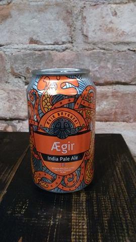 India Pale Ale (Ægir Bryggeri)