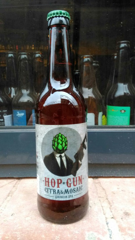 Hop Gun Citra & Mosaic (STAMM BEER)