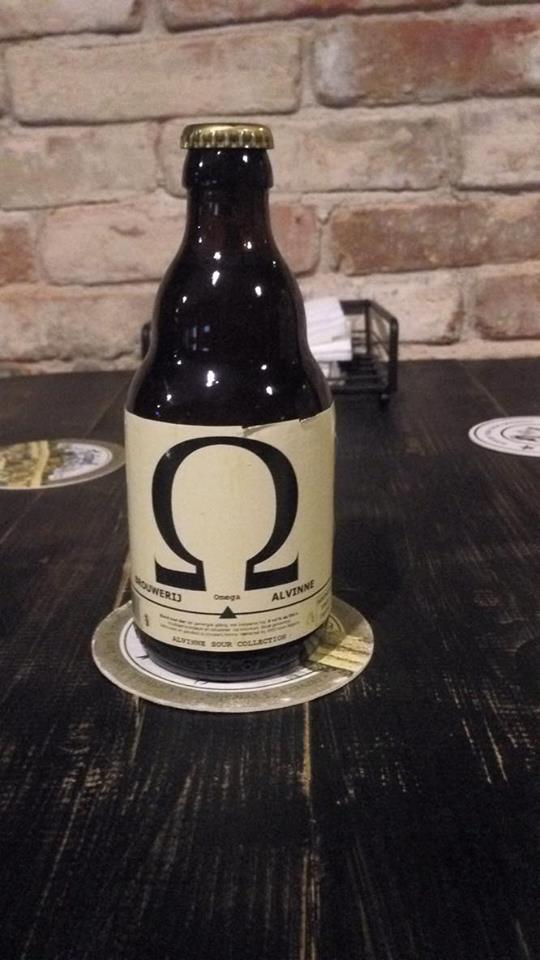 Omega (Brouwerij Alvinne)