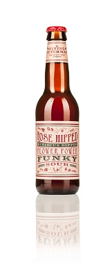 ROSE HIPPED HIBISCUS DIPPED FLOWER POWER FUNKY SOUR (Flying Dutchman)