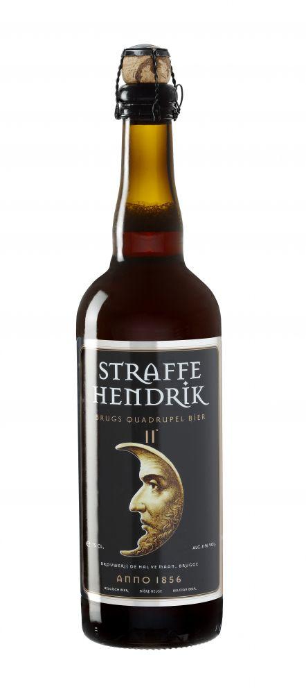 STRAFFE HENDRIK QUADRUPEL BIER (DE HALVE MAАN)