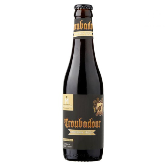 TROUBADOUR IMPERIAL STOUT (Brouwerij The Musketeers)