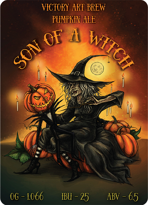 Son of Witch (Victory Art Brew)