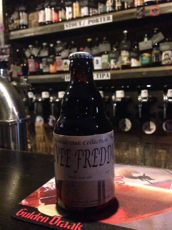 Cuvee Freddy OA (Brouwerij Alvinne)