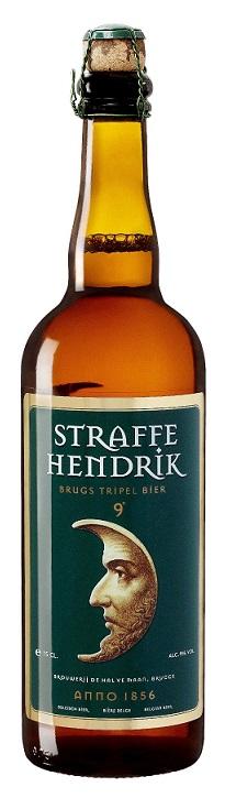 STRAFFE HENDRIK TRIPEL BIER (DE HALVE MAАN)