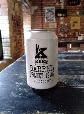 Barrel Project 19.02 (Kees)