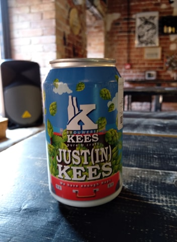 Just(in)Kees (Kees Collaboration with Moor Beer Company )