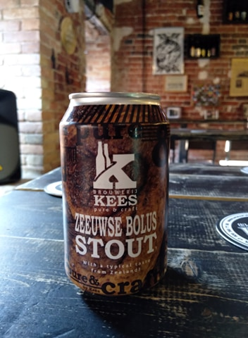 Caramel Fudge Stout BA (Heaven Hill Edition) (Kees)