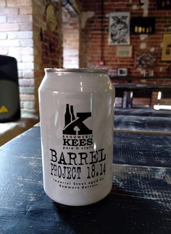 Barrel Project 18.14 (Kees)
