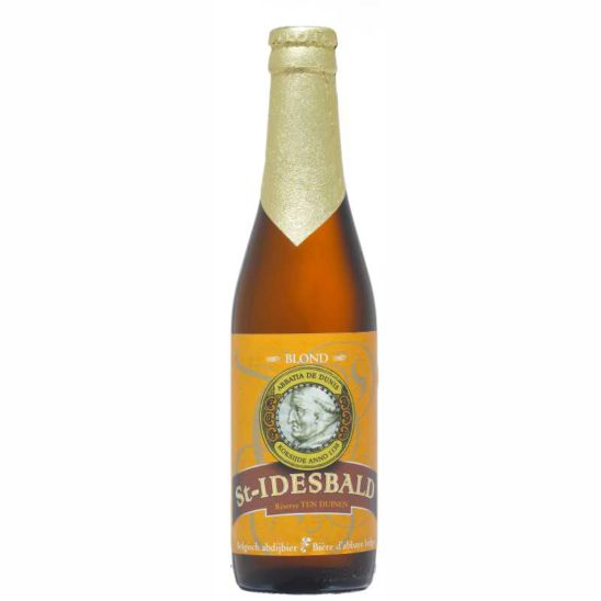ST. IDESBALD BLOND (Huyghe-Brouwerij)