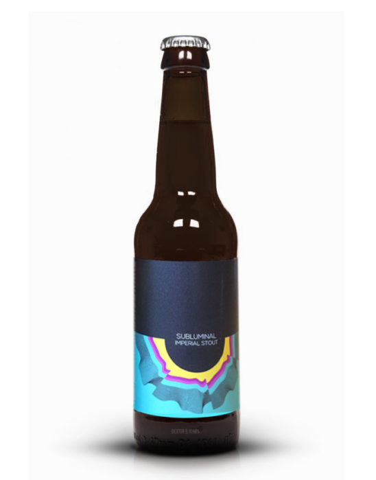 Subluminal (Buxton Brewery Collaboration with Stillwater Artisanal Ales)