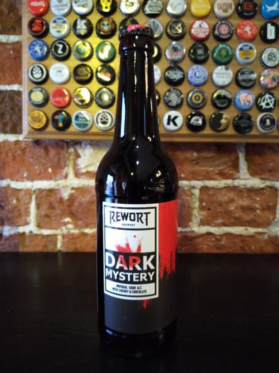 Dark Mystery (Rewort Brewery)