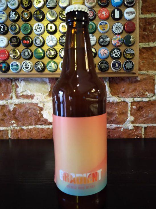 Gradient (Melon + Apricot + Peach)(Plan B Brewery)