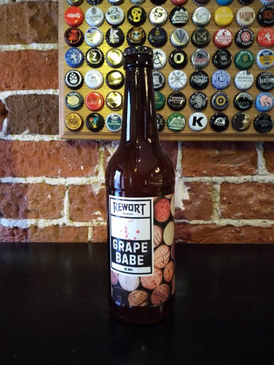 Grape Babe (Rewort Brewery)