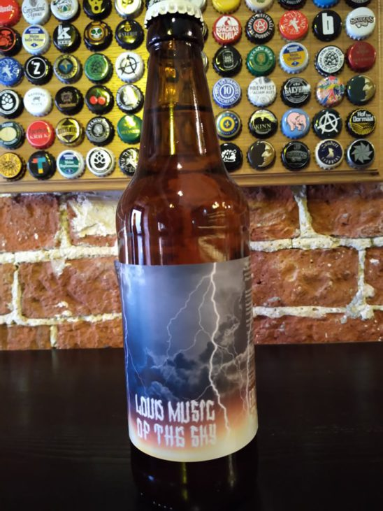 The Loud Music of the Sky (Plan B Brewery)