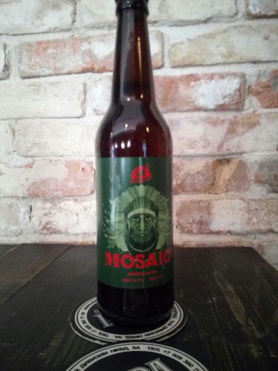 Mosaic IPA (AF Brew)