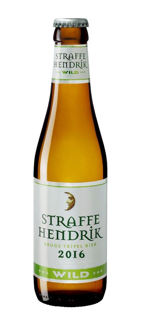 STRAFFE HENDRIK WILD 2016  (DE HALVE MAАN)