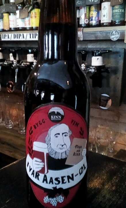 Ivar Aasen-øl (KINN)