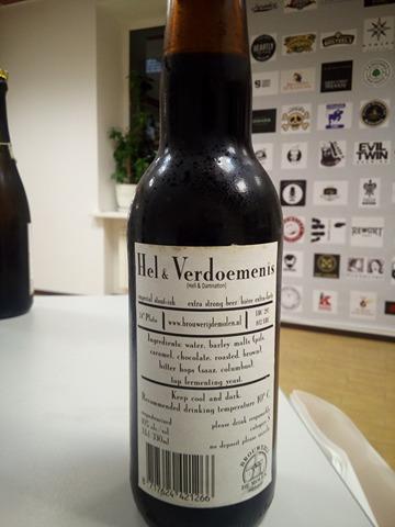 Hel & Verdoemenis (Brouwerij De Molen)
