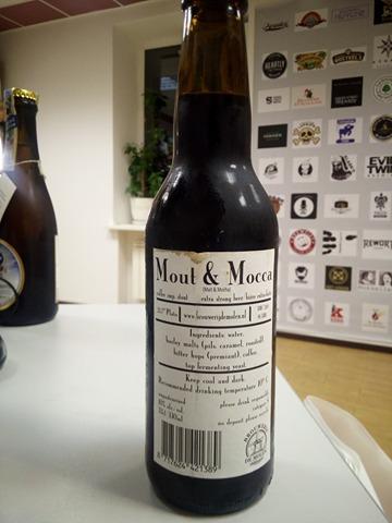 Mout & Mocca (Brouwerij De Molen)