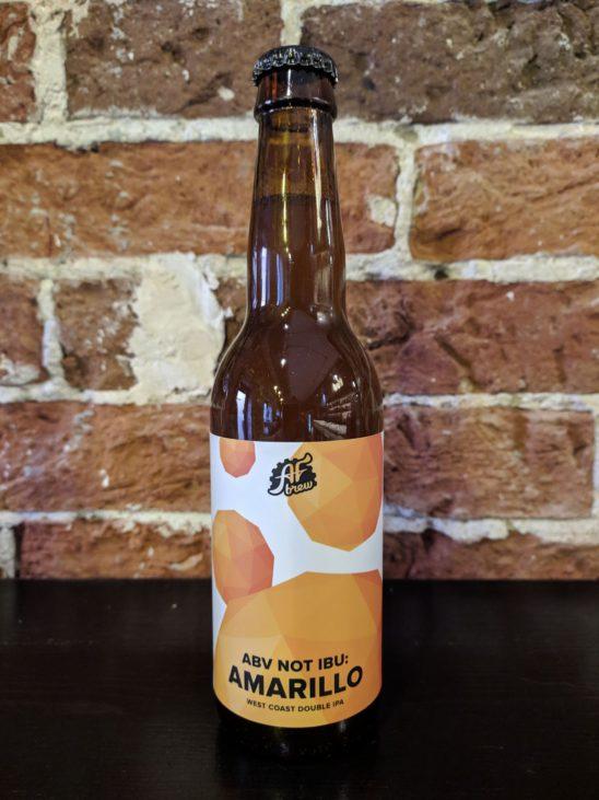 ABV Not IBU: Amarillo (AF Brew)