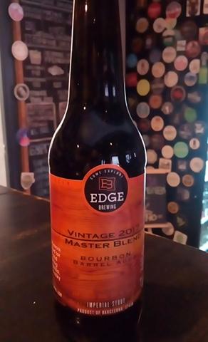Master Blend Vintage 2017 BA Bourbon (Edge)