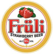 FRULI STRAWBERRY (Huyghe-Brouwerij)