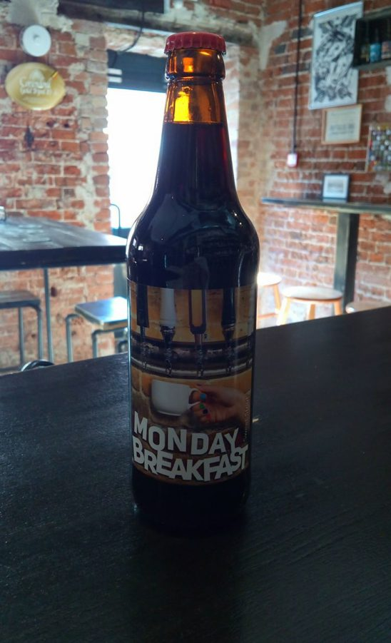 Monday Breakfast Stout (4BREWERS)