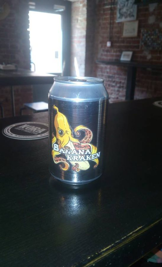 Banana Kraken (Panzer Brewery)