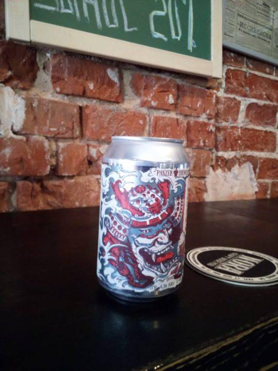 Рисовый самурай (Panzer brewery)