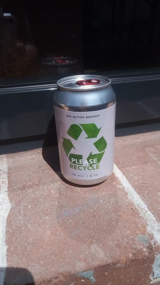 Please Recycle (Red Button Brewery)