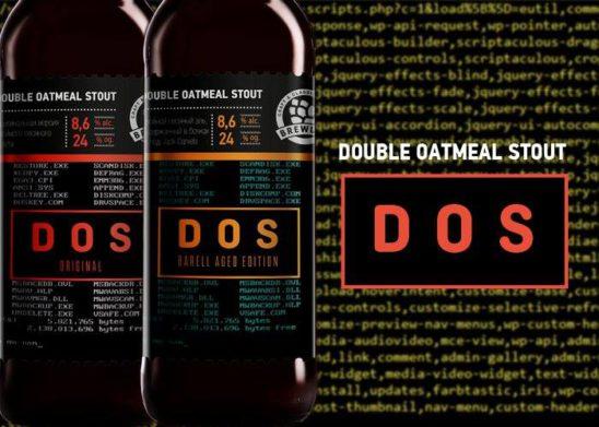 DOS + DOS BA (Brewlok)