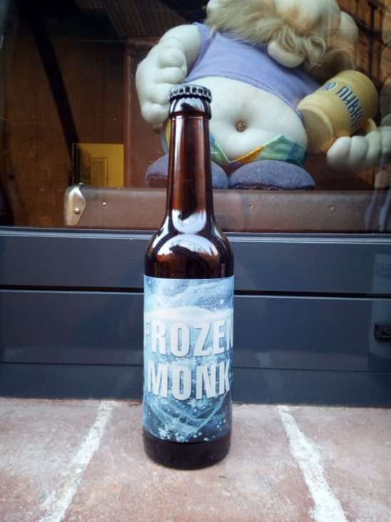 Frozen Monk (Gas Brew)