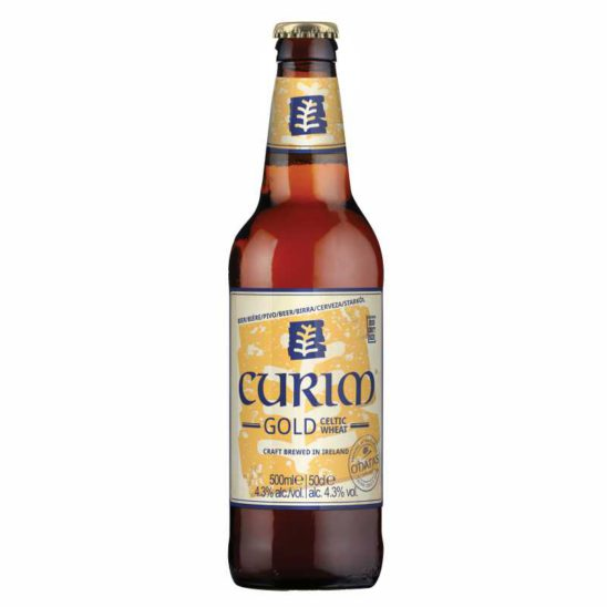 CURIM GOLD (Carlow Brewing Company)