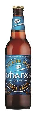 IRISH LAGER (Carlow Brewing Company)