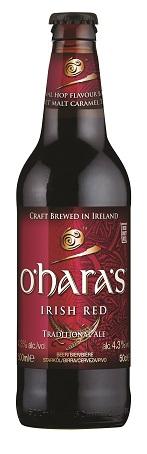 IRISH RED (Carlow Brewing Company)