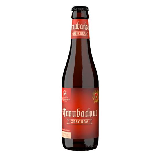 TROUBADOUR OBSCURA (Brouwerij The Musketeers)