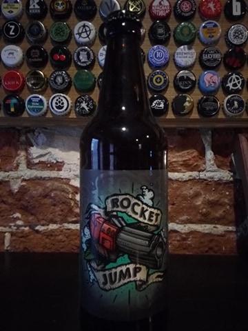 Rocket jump (Selfmade Brewery)