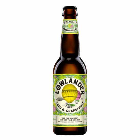 LAWLANDER YUZU & GRAPEFRUIT ( Lawlander Brewery)