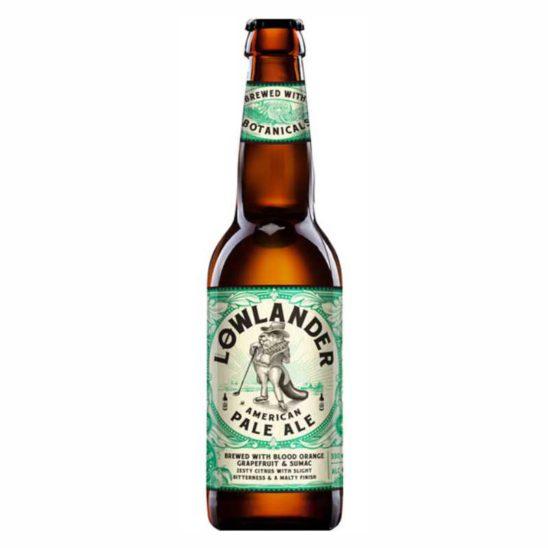 AMERICAN PALE ALE ( Lawlander Brewery)