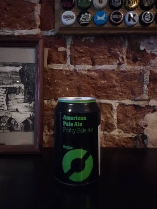 American Pale Ale (Nøgne Ø)
