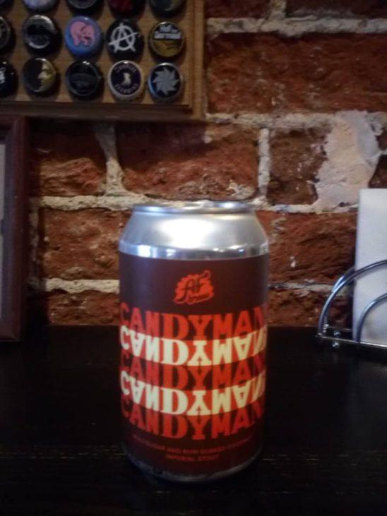 Candyman! Candyman! Candyman! Candyman! Candyman! (AF Brew)