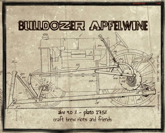 BULLDOZER (CRAFT BREW RIOTS)